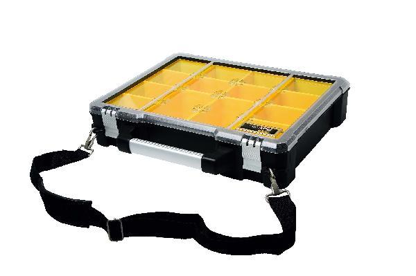 Organiseur 14 cases FATMAX plastique 492 x 110 x 431mm