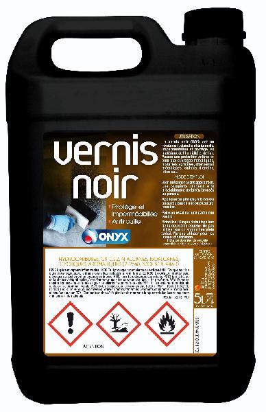 VERNIS BITUMINEUX VERNIS NOIR BIDON 5L