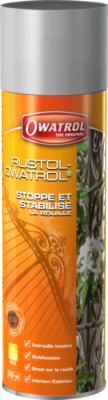 Antirouille pénétrant RUSTOL OWATROL multifonctions aérosol 300ml