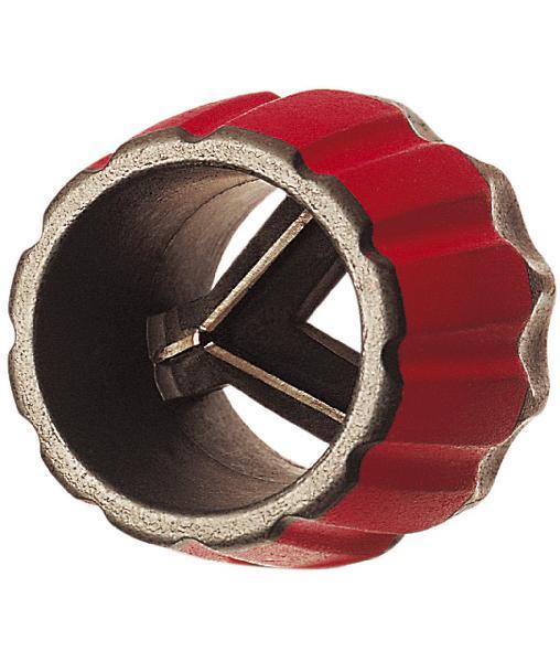 Ebavureur intérieur/extérieur tonneau pour PVC/PE Ø6-42