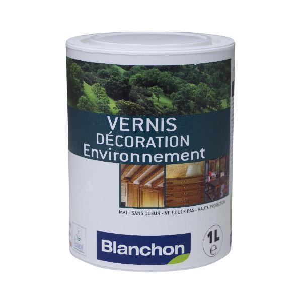 Vernis bois deco environnement int rieur g lifi incolore 1l - Vernis bois incolore ...