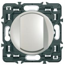 Poussoir simple CELIANE composable 6A titane