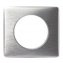 Plaque de finition 1P simple CELIANE composable aluminium