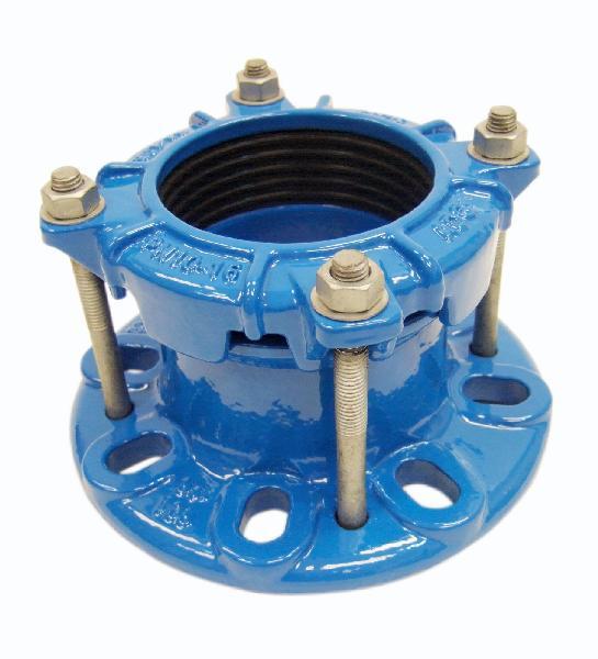 Adaptateur ALT DN125 pour tuyau Ø132-146 ISO PN10-16