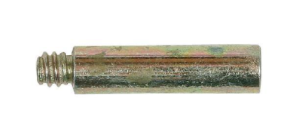 Rallonge acier bichromaté A509914 mâle-femelle 7x150mm sachet 10