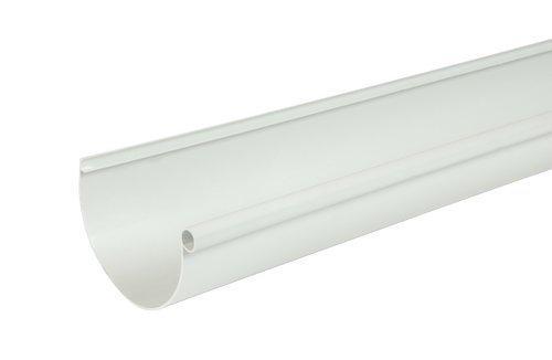 GOUTTIERE PVC 25 4M BLANC LG25B