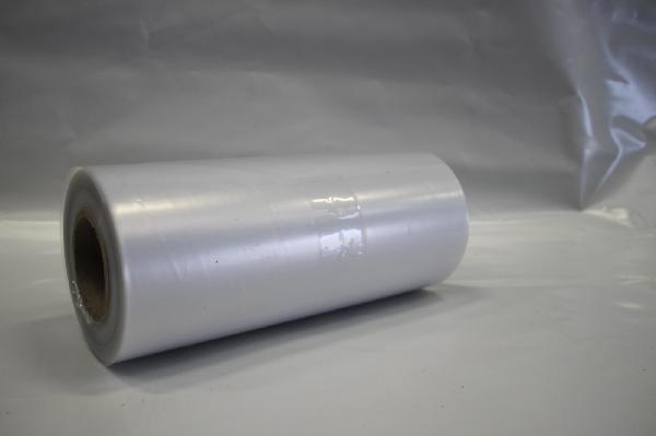 Film polyéthylène pour pied de cloison 150µ 260mmx100m