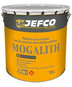 Peinture façade MOGALITH mat résine pliolite teinte M 15L