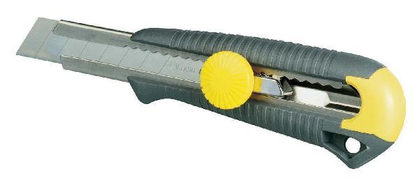 Cutter plastique MPO 18x165mm