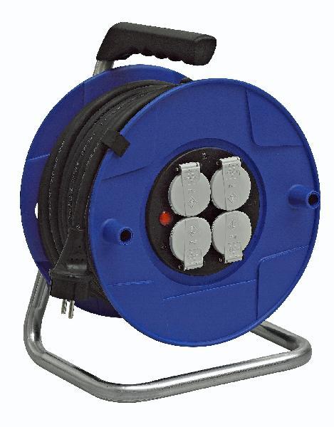 Enrouleur professionnel HO7RN-F 3G 1,5mm² BAT PRO 25m