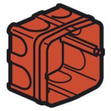 Boîte d'encastrement maçonnerie 20/32A Ø85mm P.40mm