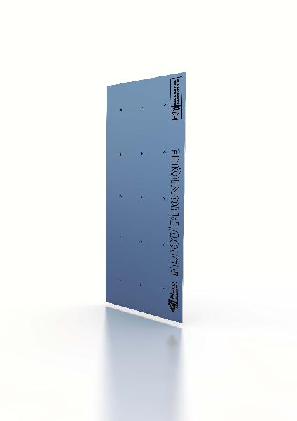 Plaque plâtre PLACOPHONIQUE phonik bords amincis 13mm 270x120cm