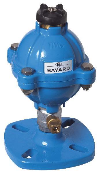 Ventouse type 102 DN040/065 16bar avec robinet ISO PN10-16