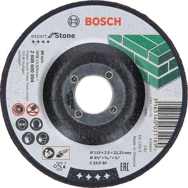 Disque à tronçonner matériaux Ø115x2,5mm