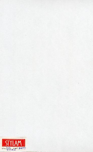 Panneau stratifié contrebalancement 103 blanc mat 0,8mm 3050x1300mm