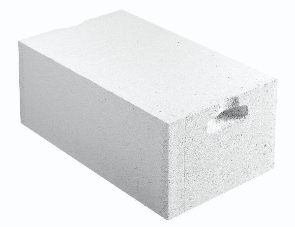 Bloc béton cellulaire poignée THERMO 36.5 36,5x25x62,5cm