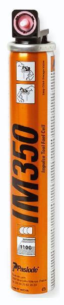 Cartouche de gaz pour cloueur SPIT IM350 lot 2