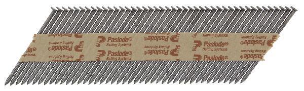 Pointes crantées acier cloueur IM350+ Ø2,8x70mm boite 2200