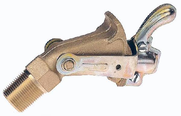 "Robinet perfection bronze mâle filetage 1""1/2 gaz PFA 4bar"