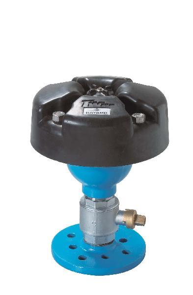 Ventouse VANNAIR V200 DN040/060 16bar avec robinet ISO PN10-16