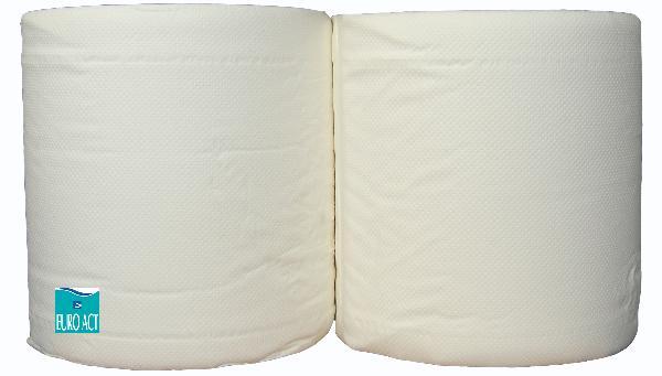 Bobine blanche 21x25cm lot 2