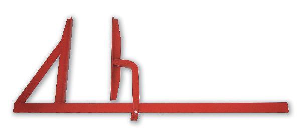 Serre coffrage simple pour serrage de 700mm 1m
