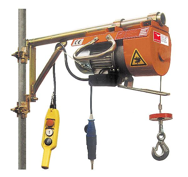 Treuil électrique DM150E 0,75W 150Kg 16m
