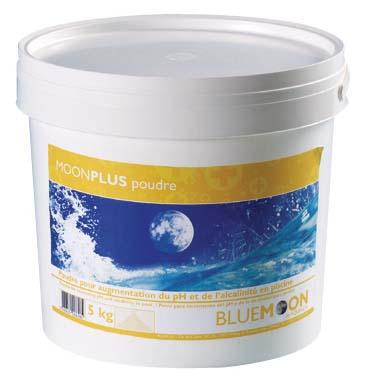 AUGMENTE LE PH MOONPLUS 5KG