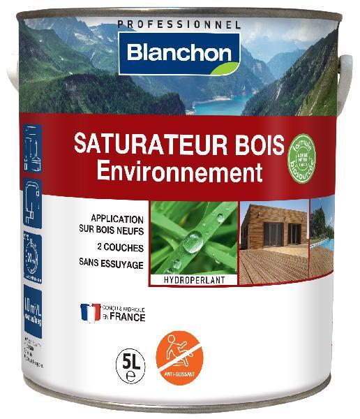 Saturateur ENVIRONNEMENT phase aqueuse bois clair 5L