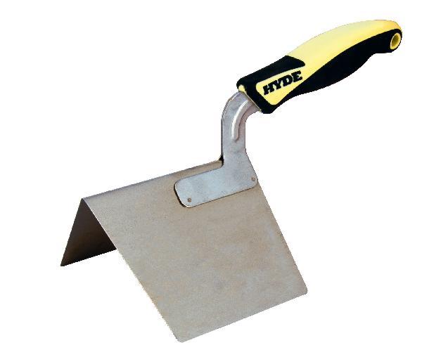 Couteau angle extérieur HYDE inox