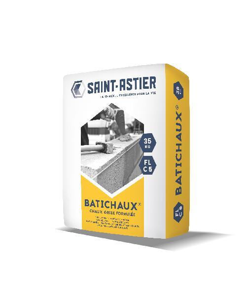 Chaux hydraulique naturelle BATICHAUX FL 5 CE sac 35kg