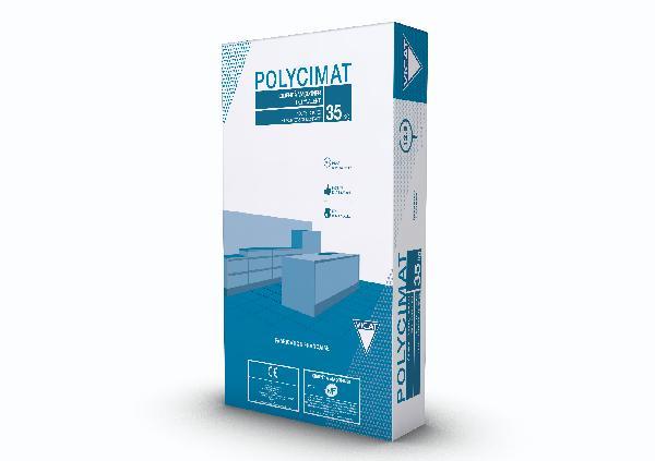 Ciment POLYCIMAT gris MC 12,5 CE+NF sac 35kg