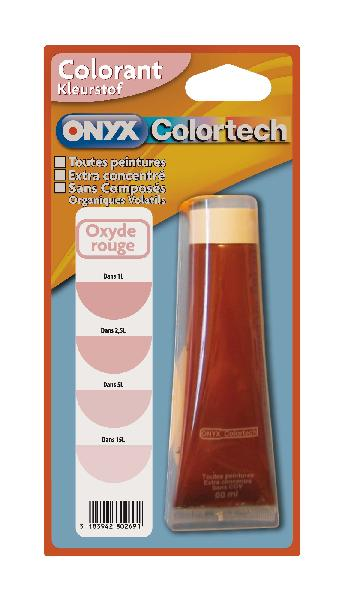 Colorant ONYX rouge 60ml