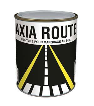 Peinture AXIA ROUTE pour marquage au sol blanc 4l