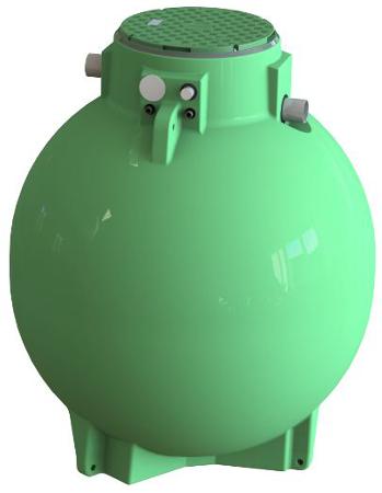 Cuve ECOCITER 3000L equipée