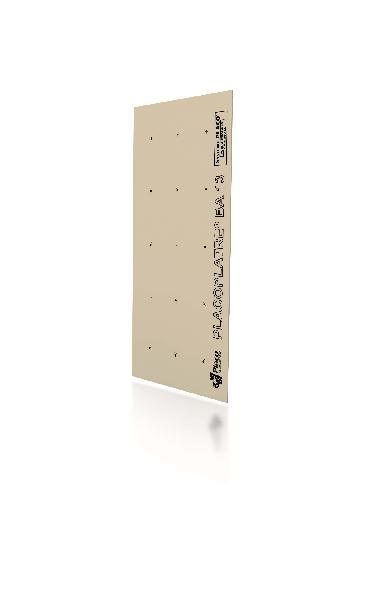 Plaque plâtre PLACOPLATRE STANDARD bords amincis 13mm 250x120cm