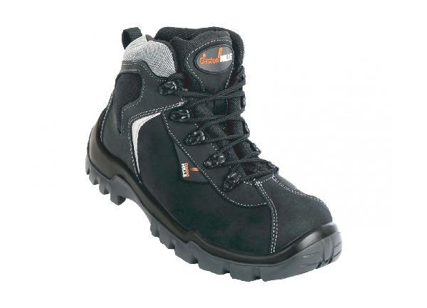 Chaussures de sécurité hautes HOT PEPPER noir S3 T.47
