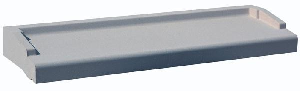 Appui nez arrondi gris tableau :120cm 28cm