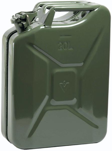 Jerrican métal 20L