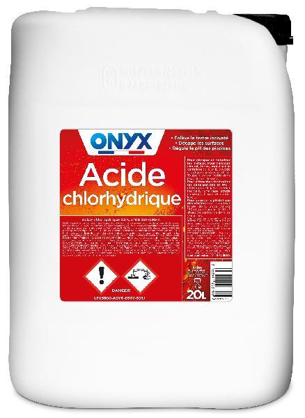 Acide chlorhydrique 23 % 20L