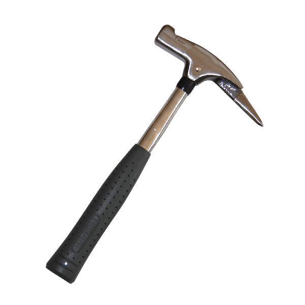 Marteau de charpentier manche acier avec aimant