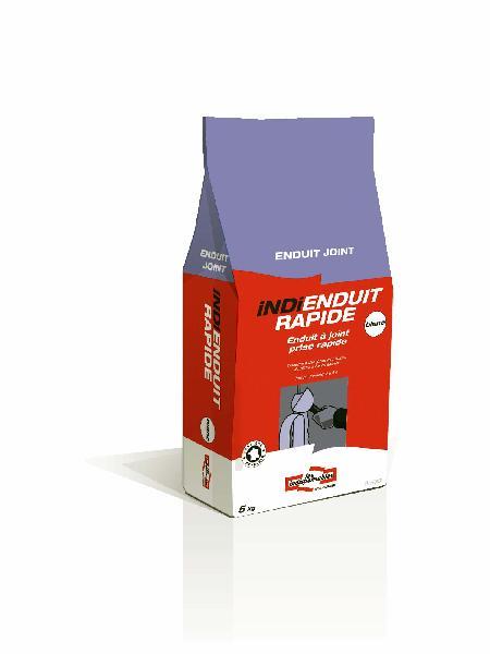 Enduit à joint prise rapide 4H INDI ENDUIT RAPIDE sac 5kg