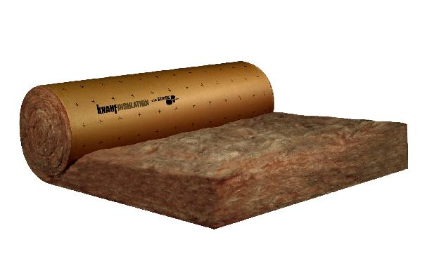 laine de verre acoustilaine 035 rev tu kraft 160mm. Black Bedroom Furniture Sets. Home Design Ideas