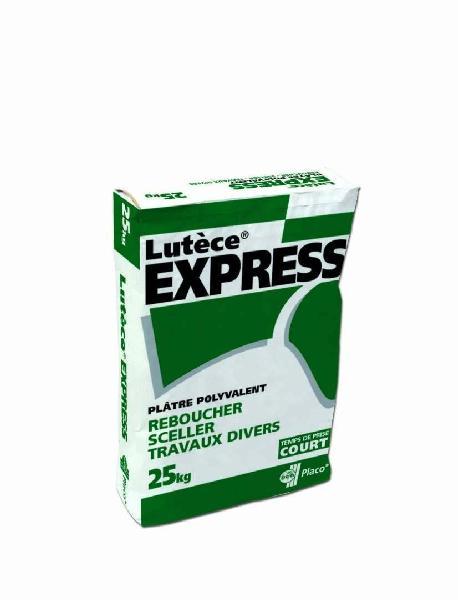 Plâtre multifonction LUTECE EXPRESS sac 25kg
