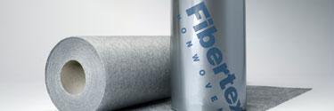 Géotextile filtration F200M 200g rouleau 4x100m