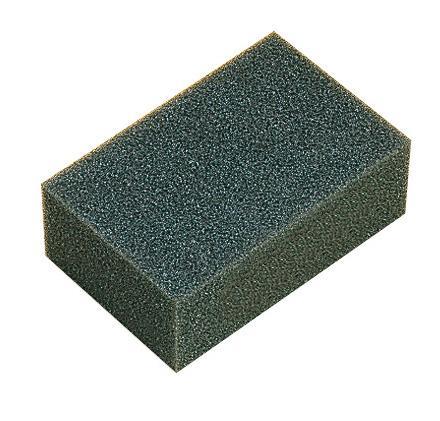 Eponge cimentier synthétique mousse de polyester 150x110x60mm