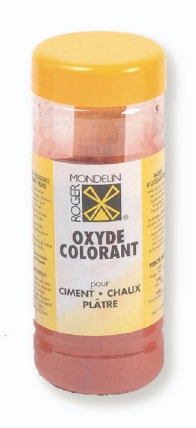 Colorant ciment rouge foncé dose 1kg