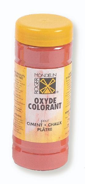 Colorant ciment rouge vif dose 1kg
