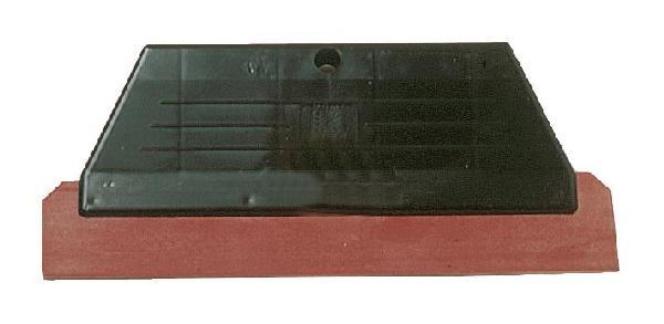 Raclette de faïencier caoutchouc 28cm
