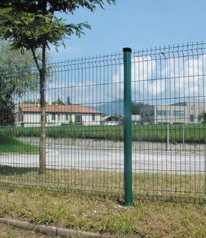 Panneau LARIO CLASSIC 2,00x1,42m vert